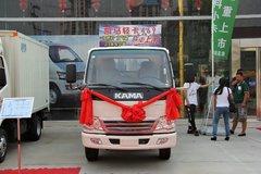 凯马 金运卡 88马力 汽油/CNG 3.3米单排厢式轻卡(KMC5036XXYA26D4) 卡车图片