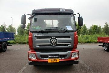 福田 瑞沃中卡 168马力 4X2 6.7米载货车底盘(BJ1165VKPEK-1)
