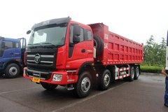 福田瑞沃Q9 270马力 8X4 7.6米自卸车(BJ3315DNPHC-10) 卡车图片