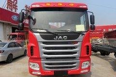 江淮 格尔发A5中卡 160马力 4X2 6.8米仓栅载货车(HFC5161CCYPZ5K1E1AF) 卡车图片