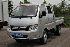 福田时代 康瑞KQ1 129马力 2.7米双排栏板轻卡(BJ1036V4AV5-K1) 卡车图片