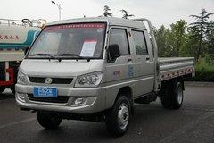 福田时代 驭菱V5 1.8L 68马力 柴油 双排栏板微卡(BJ1036V4AA4-Y3) 卡车图片