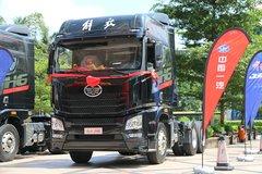 青岛解放 JH6重卡 460马力 6X4牵引车(CA4250P25K2T1E4) 卡车图片