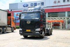 一汽解放 J6P重卡 460马力 6X4牵引车(自动挡)CA4250P66K24T1A1E4) 卡车图片