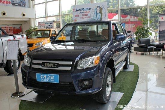 江铃 宝典 2016款 新超值版 豪华型 1.8T汽油 177马力 两驱 标准货厢双排皮卡