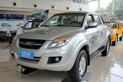 江铃 域虎 2015款 2.4T柴油 四驱 双排皮卡 豪华版 卡车图片
