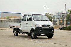 江淮 康铃X2 87马力 2.6米双排栏板微卡(HFC1030RFA) 卡车图片