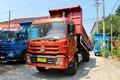 东风特商 220马力 4X2 5.4米自卸车(EQ3160GFV)