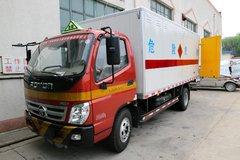 福田奥铃CTX 154马力 4X2 爆破器材运输车(BJ5099XRQ-FA)