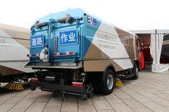 比亚迪 T8 16吨 纯电动洗扫车