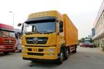 中国重汽 斯太尔M5G准重卡 240马力 6X2 9.6米厢式载货车(ZZ5203XXYM56CGD1)