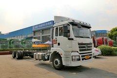 陕汽重卡 德龙新M3000 245马力 6X2载货车(SX5206CCYGK549) 卡车图片