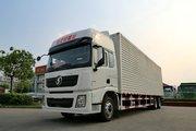 陕汽重卡 德龙X3000 270马力 6X2 9.55米厢式载货车(SX5200XXYXA)