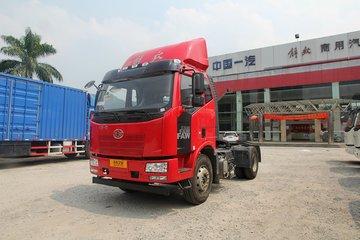 一汽解放 J6L中卡 220马力 4X2牵引车(CA4140P62K1E4)