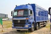 福田 欧曼ETX 5系重卡 220马力 6X2 7.8米仓栅式载货车(BJ5252CCY-AB)