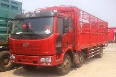 一汽解放 J6L中卡 220马力 6X2 8.7米仓栅式载货车(CA5190CCYP62K1L7T3E4) 卡车图片