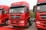 中国重汽 斯太尔M5G重卡 310马力 8X4 9.6米仓栅式载货车(ZZ1313N466GD1)