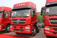 中国重汽 斯太尔M5G重卡 310马力 8X4 9.6米仓栅式载货车(ZZ1313N466GD1) 卡车图片