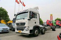 中国重汽 HOWO T5G重卡 280马力 6X2载货车底盘(ZZ1207N56CGD1) 卡车图片