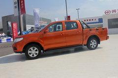 黄海 N2 至尊版 2.8L柴油 两驱 双排皮卡 卡车图片