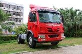 青岛解放 龙V中卡 220马力 4X2牵引车(CA4183PK2E4A80)
