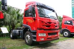 青岛解放 新悍威J5M重卡 220马力 4X2牵引车(锡柴)(CA4143P1K2E4A80)
