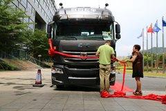 联合卡车 U340重卡 340马力 4X2牵引车(SQR4181D6Z-1) 卡车图片