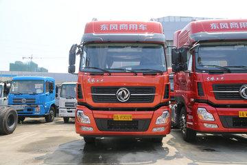 东风商用车 天龙重卡 385马力 4X2牵引车(DFH4180A)