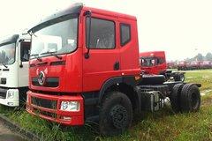 东风新疆(原创普) 重卡 270马力 4X2平顶牵引车(EQ4163WZ4G) 卡车图片