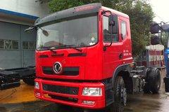 东风创普 准重卡 260马力 4X2平顶牵引车(EQ4163WZ4G) 卡车图片