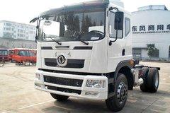 东风创普 重卡 310马力 4X2平顶牵引车(EQ4163WZ4G) 卡车图片