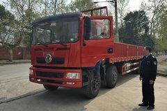 东风新疆(原创普) 重卡 210马力 6X2 9.6米栏板载货车(EQ1250GZ4D1) 卡车图片