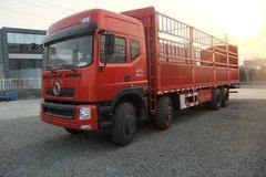 东风新疆(原创普) 重卡 310马力 8X4 9.6米仓栅式载货车(EQ5310CCYGZ4D1) 卡车图片