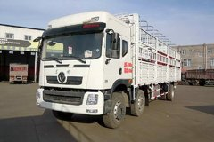 东风新疆(原创普) 重卡 245马力 6X2 9.6米仓栅式载货车(EQ5250CCYGZ4D1) 卡车图片