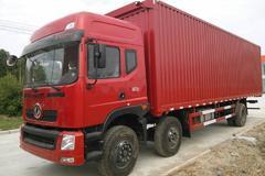 东风新疆(原创普) 重卡 210马力 6X2 9.6米厢式载货车(EQ5250XXYGZ4D1) 卡车图片
