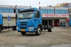青岛解放 龙V中卡 140马力 4X2 5.8米载货车底盘(CA1100PK2E4A80) 卡车图片