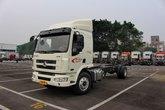 东风柳汽 乘龙M3中卡 190马力 4X2 7.7米单排载货车底盘