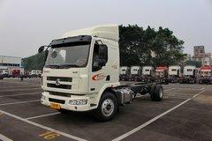 东风柳汽 乘龙M3中卡 190马力 4X2 7.7米单排载货车底盘 卡车图片
