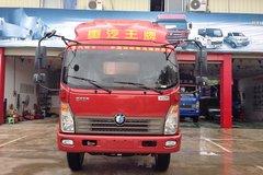 重汽王牌 7系 130马力 3.8米排半栏板轻卡(CDW1041HA1Q4) 卡车图片