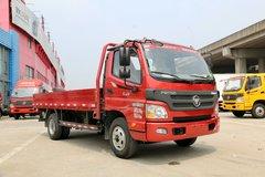 福田 欧马可3系 118马力 4.23米单排栏板轻卡(BJ1049V9JD6-F5) 卡车图片