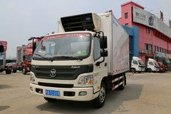 福田欧马可3系 154马力 4X2 冷藏车(BJ5089XLC-A1)(进口)