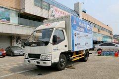 江铃 顺达 高配版 109马力 4.2米单排厢式轻卡(JX5044XXYXG2) 卡车图片