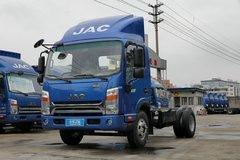 江淮 帅铃H330 130马力 单排轻卡底盘(VM发动机)(HFC1080P71K1C2) 卡车图片