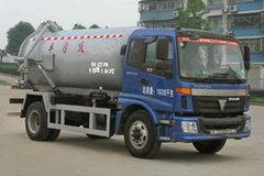 福田 欧曼ETX 3系 210马力 4X2 吸污车(HLQ5160GXWB)