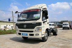 福田 欧马可3系 118马力 3360轴距单排轻卡底盘(BJ5049XXY-F6) 卡车图片