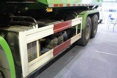 欧曼GTL自卸车外观                                                图片