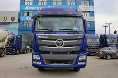 福田 欧曼GTL 6系重卡 310马力 8X4 9.5米仓栅式载货车(BJ5319CCY-XJ) 卡车图片