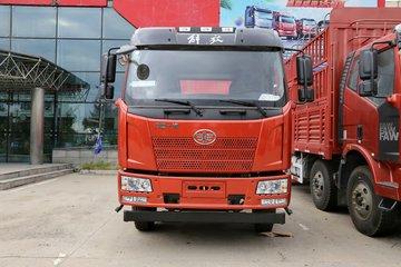 一汽解放 J6L中卡 复合型 220马力 6X2 9.7米栏板载货车(CA1250P62K1L8T3E5)