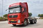 陕汽重卡 德龙新X3000 超强版 430马力 6X4牵引车(SX4250XC4)图片