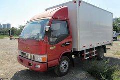 江淮 骏铃H330 120马力 4.15米单排厢式轻卡(HFC5043XXYP91K5C2 ) 卡车图片